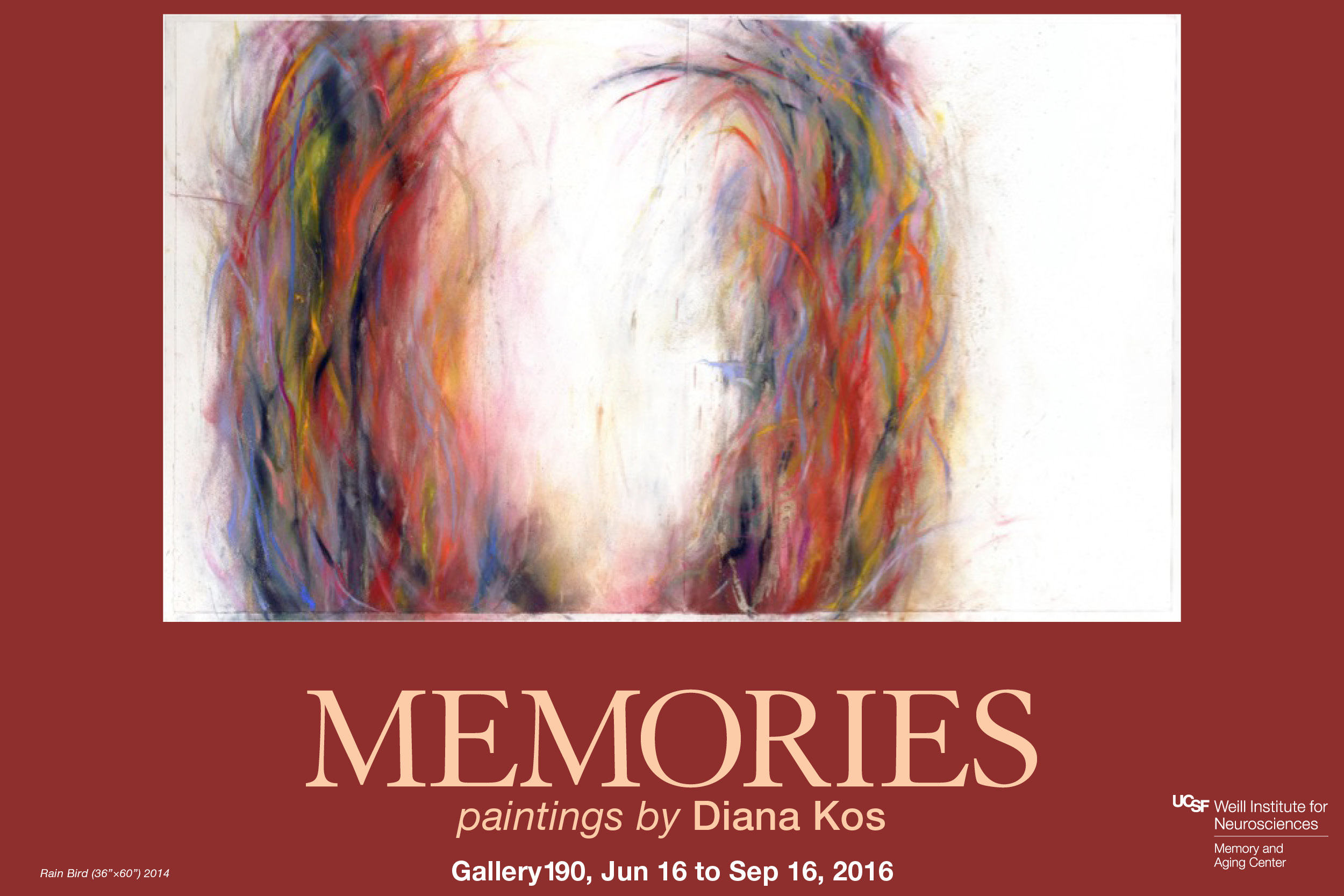 """Memories"" exhibit by Diana Kos"
