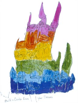 """Castle of Dreams"" by Dane Botino"