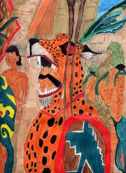 """Jaguar King"" by Dane Botino"