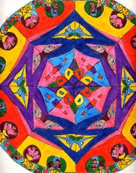 """Kaleidoscope"" by Dane Botino"