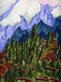 """Mountains"" by Dane Botino"