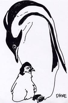"""""""Penguin Baby"""" by Dane Botino"""