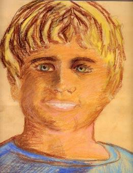 """Self Portrait 2003"" by Dane Botino"