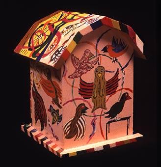 """Birdhouse 1"" by Victor J. Wightman"