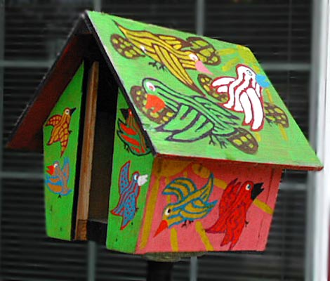 """Birdhouse 2"" by Victor J. Wightman"