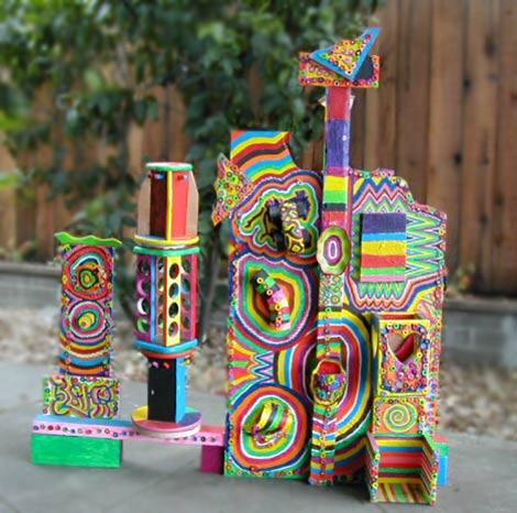 """Sculpture 1"" by Victor J. Wightman"