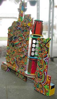"""Sculpture 2"" by Victor J. Wightman"
